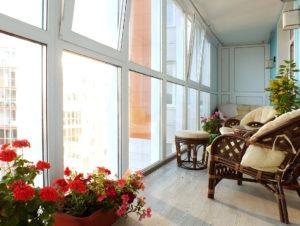 Тёплое остекление балконов под ключ в Ростове. ООО Алмаз