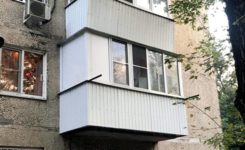 Проект Утепление балкона под ключ, исполнитель ООО Алмаз, Ростов